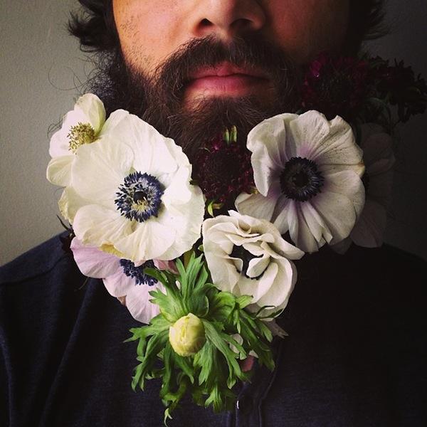 Flower Beards 1