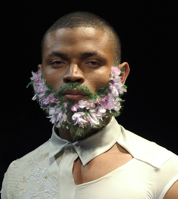 Hookup a guy with a beard