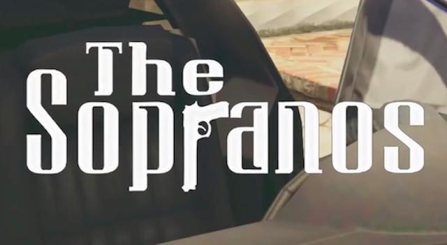 GTA V Sopranos