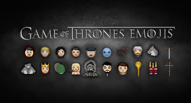 Game Of Thrones Emojis