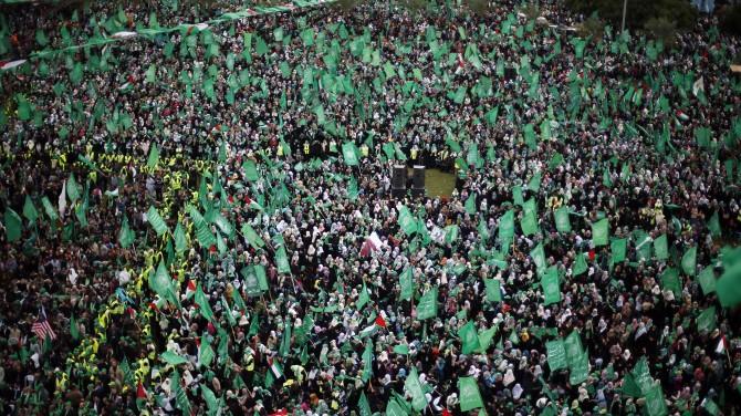 Hamas History Summary - Protest 2