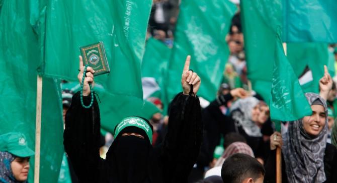 Hamas History Summary - Protest