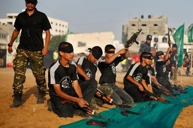 Hamas History Summary - Summer Camp