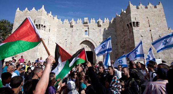 Israel Palestine - Jerusalem