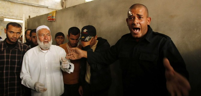 Israel Palestine - death toll