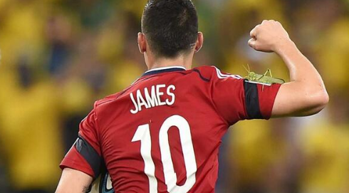 James Rodriguez Insect 3