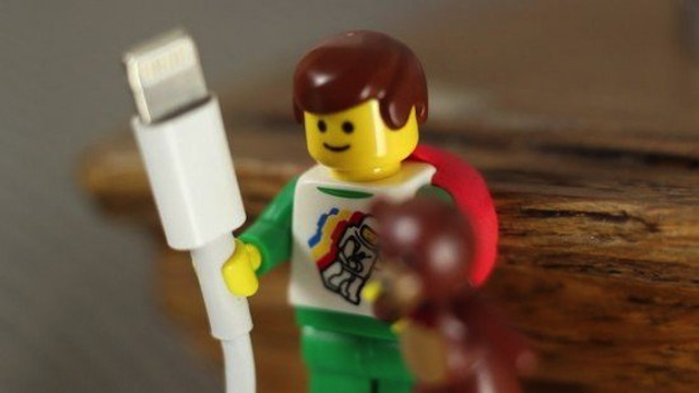 LEGO Minifigures Charging Cords