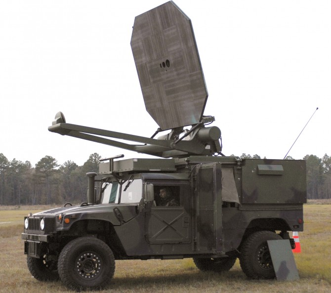 Mad Weapons - Active Denial System
