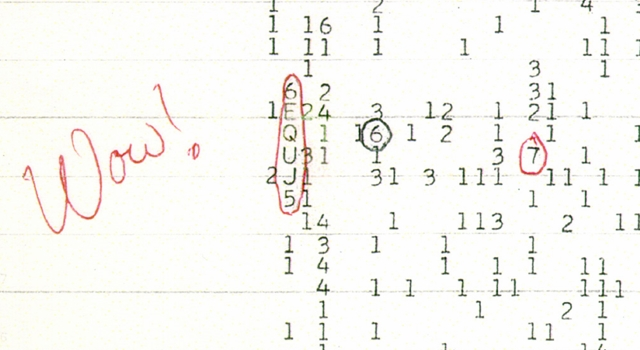Message From Space - Wow_signal