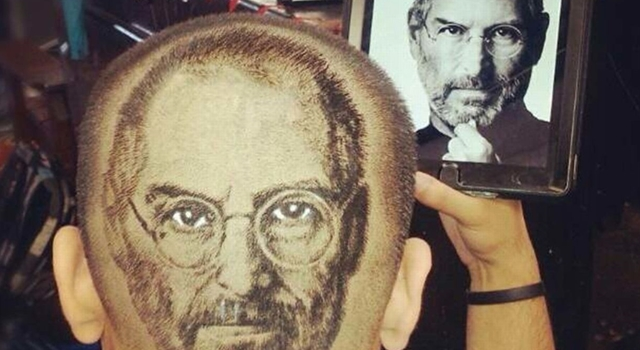 Rob The Original Hair Artist Steve Jobs