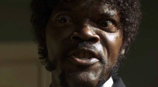 Samuel L. Jackson Motherfucker