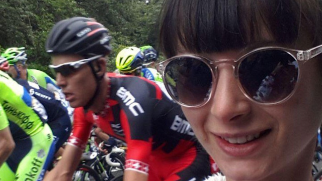 Selfie On Tour De France Featured
