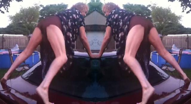 Twerking Grandmother