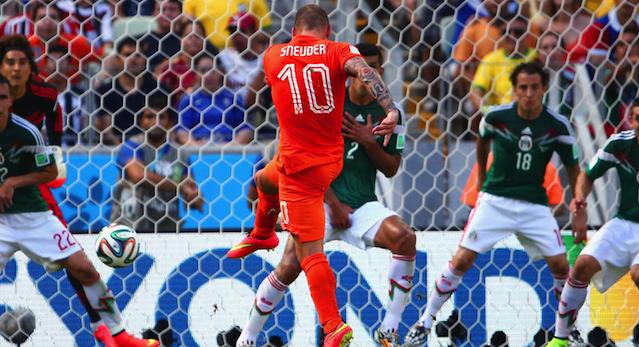 World Cup Goals