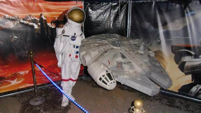 star wars (1).jpg This is the worst Star Wars exhibition ever