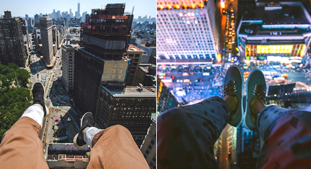 17 year Old INstagram Photographer New York