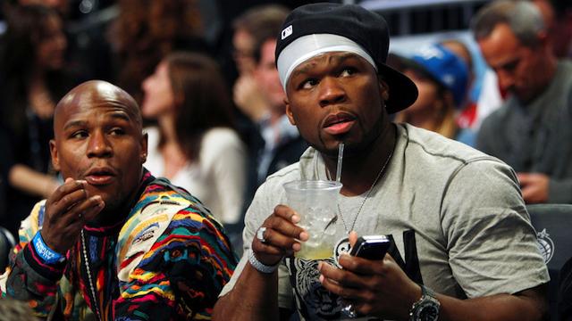 50 Cent Floyd Mayweather