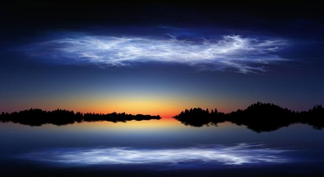 Brown Dwarf Clouds - noctilucent