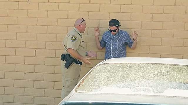 Calen Morelli Weed Cop