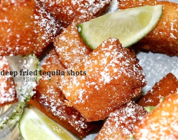 Deep Fried Tequila 2