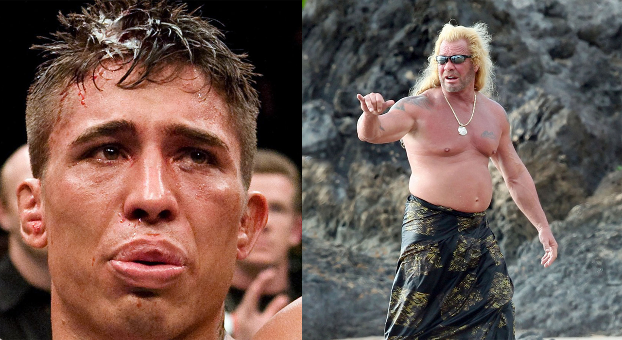 Dog The Bounty VS War Machine