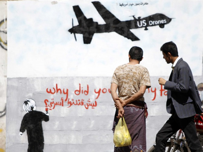 Drone War - Yemen al-Qaeda