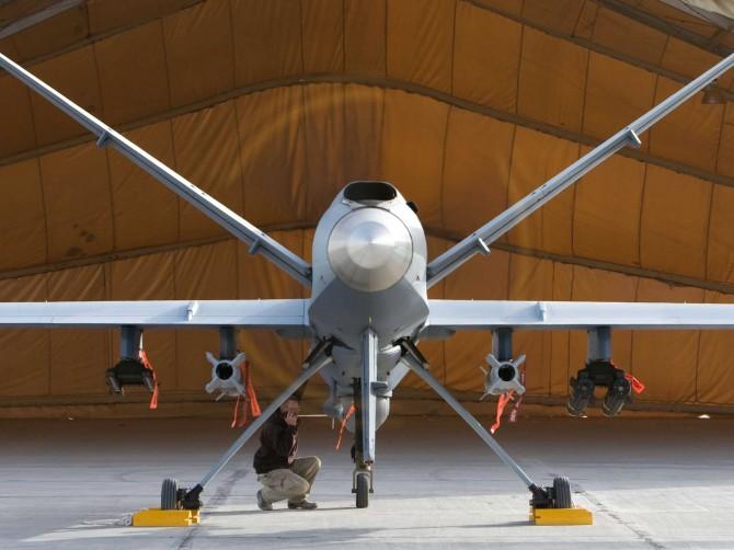 Drone War - craft 2