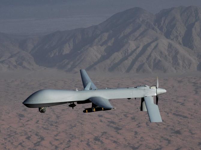 Drone War - craft