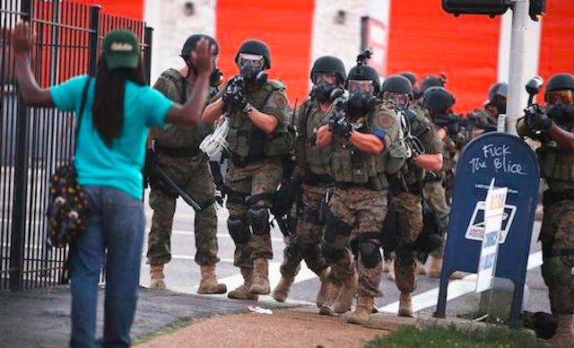 Ferguson Violence