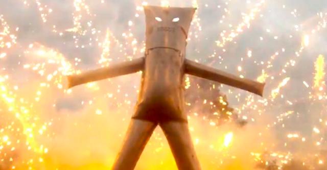 Fireworks Suit