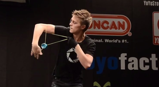 Gentry Stein World Yo Yo Championship