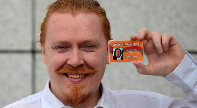 Ginger Discount Card