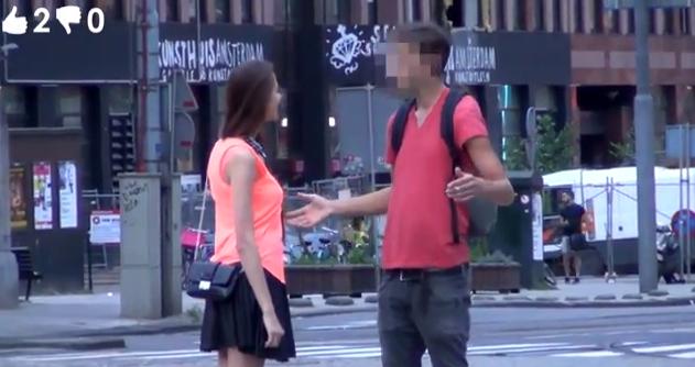 Girl Asks Guy For Sex