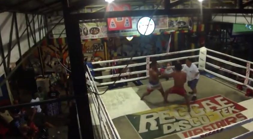 Insane MMA Fight