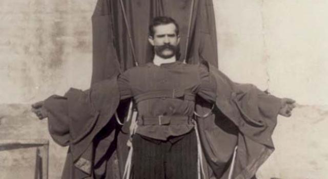 Inventors Death Franz Reichelt parachute 2
