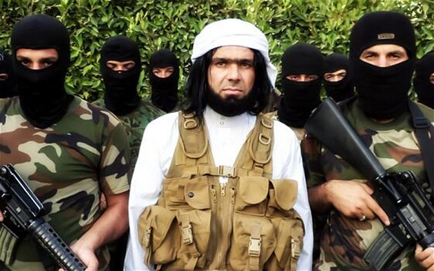 Isis - Islamic State - Executioner