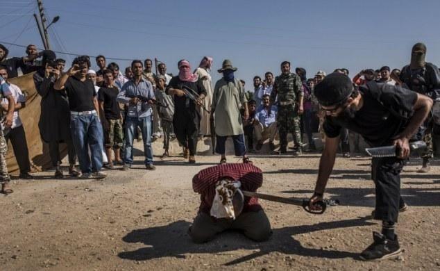 Isis Join Al Qaeda - execution