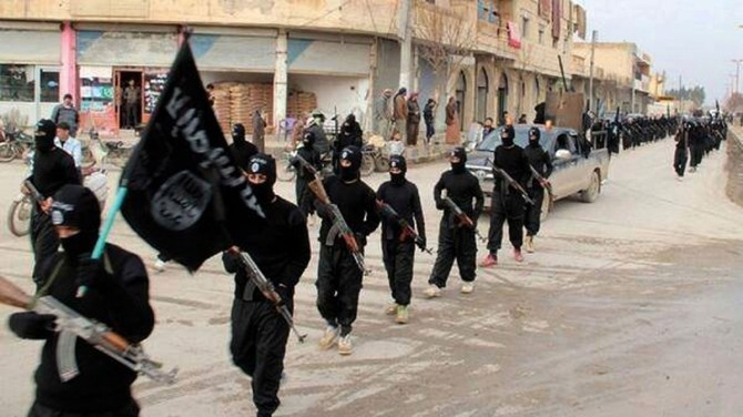 Isis Join Al Qaeda - troops
