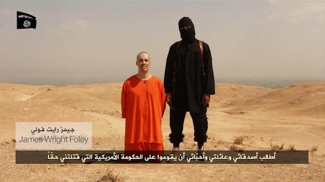 James Foley Beheaded
