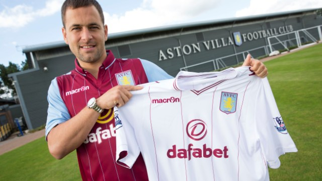 Joe Cole Aston Villa