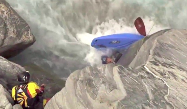 Kayaking Whitewater Supercut