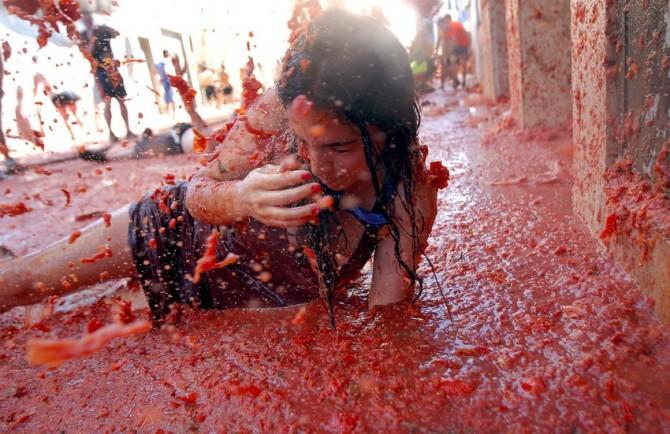 La Tomatina Festival 6