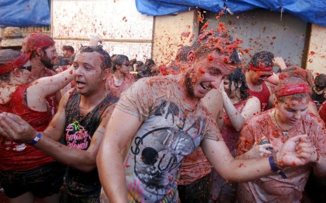 La Tomatina Festival 7