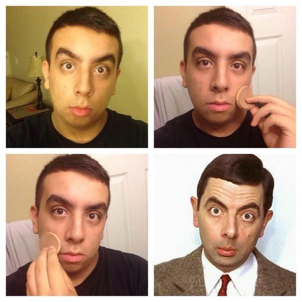 Makeup Transformation 4