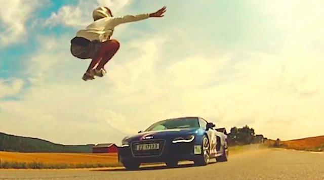 Norwegian Car Jump