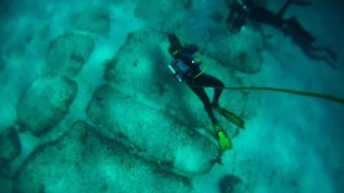 Ocean Mysteries - Bimini Road