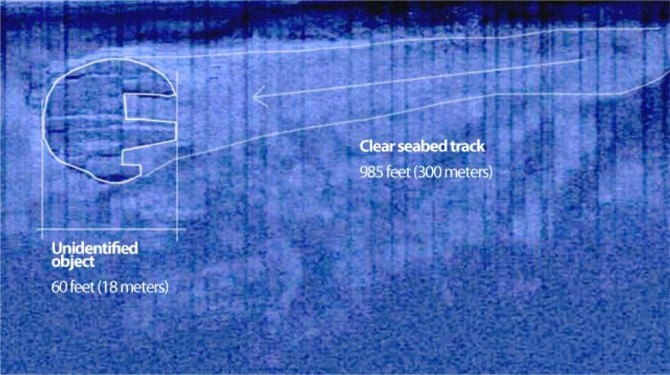 Ocean Mysteries - Disc - Millenium Falcon runway