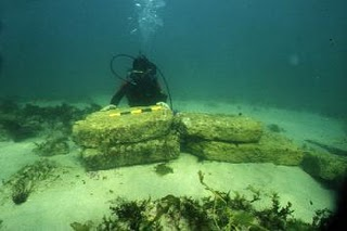 Ocean Mysteries - Gulf of Cambay wall