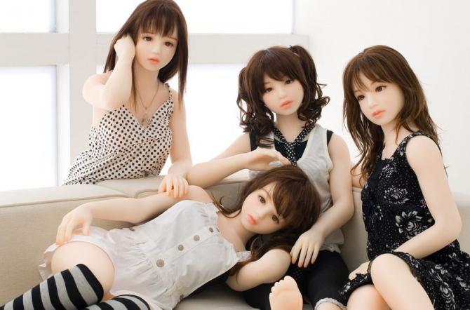 Orient Doll 3