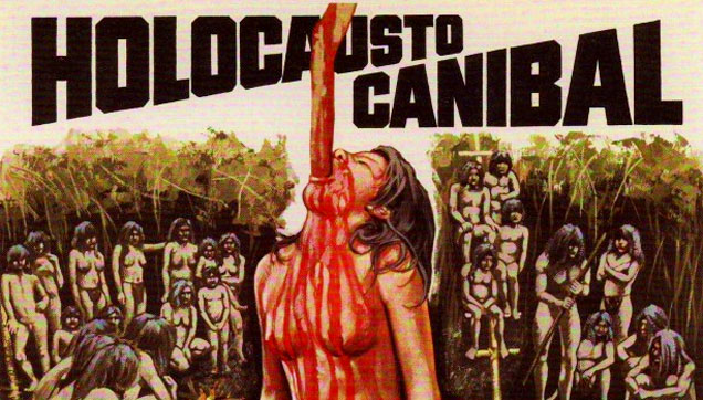 Reasons to become a cannibal - holocaust